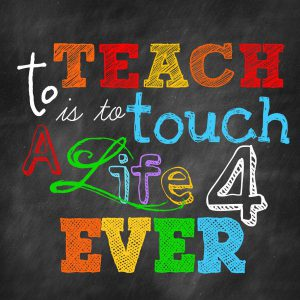 Touch a life 4 ever